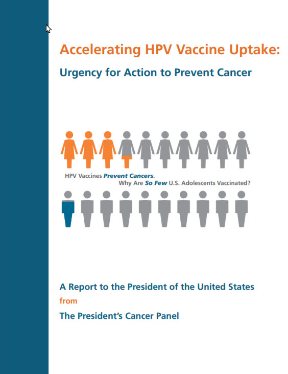 Cover Accelerating HPV Vaccination Uptake