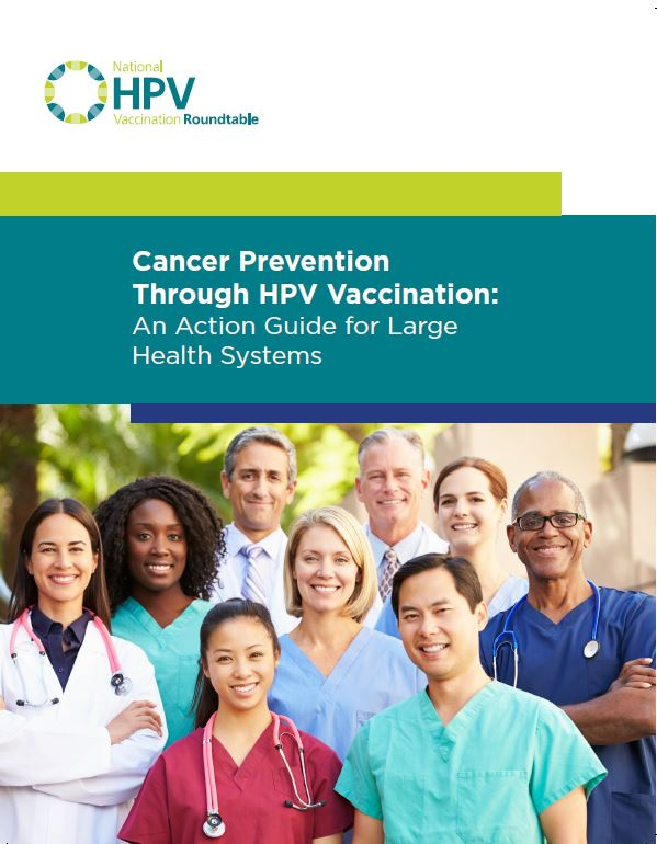 HPV Action Guide Large-Health-Systems