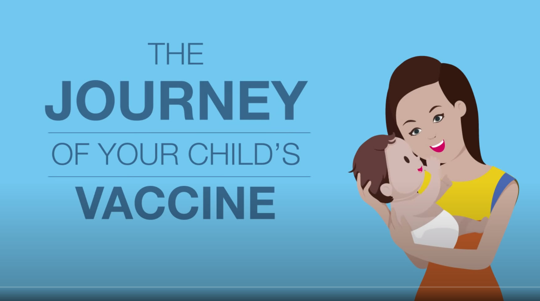 Video The Journey of Your Child's Vaccine